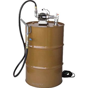 アクア 電動ドラムポンプ (100V) オイル 油 EVD-100H [B020602]