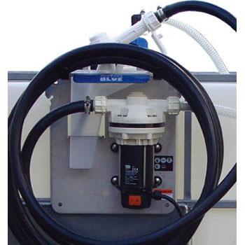 アクア 【個人宅不可】 アドブルー電動ポンプ (IBCコンテナ用) IBC-BASIC100 [B020602]