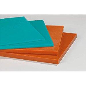 イノアック ログラン(硬質ウレタンゴム)シートt15×300×300 ブラウン A15300 [A230101]