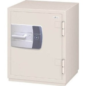 エーコー 【個人宅不可】 FeliCaカード対応耐火金庫 CSG-90CD [A230101]