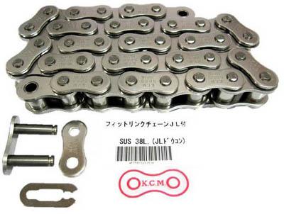 片山チエン カタヤマ フィットリンク 60-SUS124L(JL付) FT60-SUS124J [A051301]