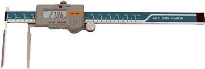 中村製作所 カノン 【代引不可】【直送】 デジタルインサイドノギス150mmジョウ長さ55.5mm E-ICM15B [A030209]