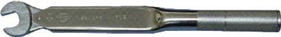 中村製作所 カノン スパナ式単能形トルクレンチ N38SPK24 N38SPK24 [A030215]