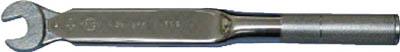 中村製作所 カノン スパナ式単能形トルクレンチ N38SPK29 N38SPK29 [A030215]