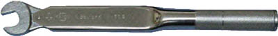 【◆◇スーパーセール!エントリーでP10倍!期間限定!◇◆】中村製作所 カノン スパナ式単能形トルクレンチ N67SPK19 N67SPK19 [A030215]