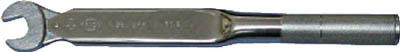 中村製作所 カノン スパナ式単能形トルクレンチ N67SPK30 N67SPK30 [A030215]