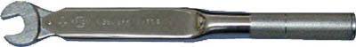 中村製作所 カノン スパナ式単能形トルクレンチ N160SPK36 N160SPK36 [A030215]