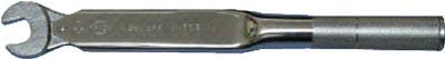 中村製作所 カノン スパナ式単能形トルクレンチ N310SPK27 N310SPK27 [A030215]