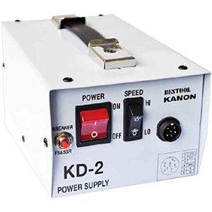 中村製作所 カノン 電動ドライバー用(2KD・5KD用)トランス KD-2 [A230101]