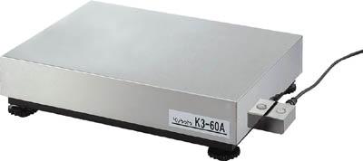 クボタ計装 【代引不可】【直送】 組込型デジタル台はかり30kg用/KS-C7002付属 K3-30A-SS [A030523]