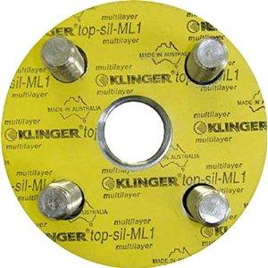 クリンガー社 フランジパッキン(5枚入り) ML1-10K-100A [A230101]