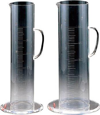 サンプラテック アクリル大型シリンダー 3L No.1077 [A012020]