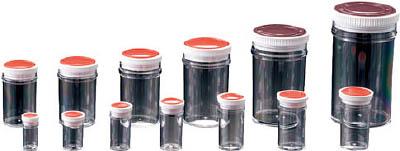サンプラテック スチロール容器A型(押蓋式) 120mL 50個入 No.2195 [A012023]