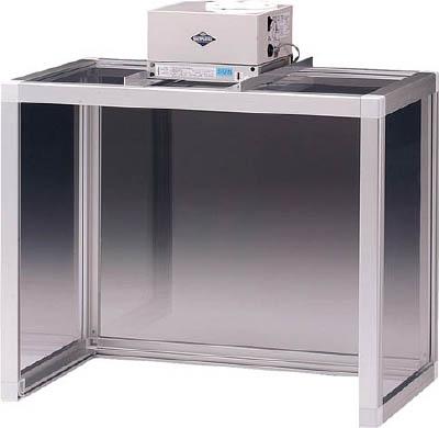 サンプラテック クリーンベンチ(PVC帯電防止板) P-800 No.0265 [A012022]