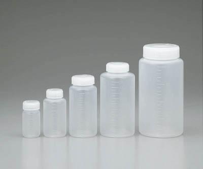 サンプラテック PPサンプラボトル広口 1L (50本入1ケース) 2046E [A012023]