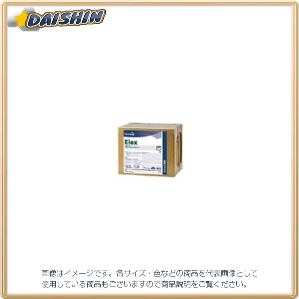 シーバイエス 樹脂ワックス エレックス 18L No.3207 [A230101]