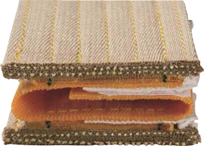 明大 【代引不可】【直送】 ロックスリング ムゲン 両面使用 GWP 75mm×3.5m用 GWP-75X3.5 [A020124]