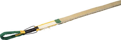 明大 【代引不可】【直送】 ロックスリング ムゲン 両面使用 G-1S 20T用 100mm×5.0m G-1S-20T-100X5.0 [A020124]