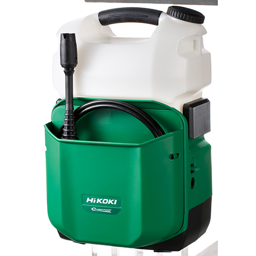 HiKOKI AW18DBL(LXP) コードレス高圧洗浄機 18V5.0ah・マルチボルト蓄電池BSL36A18(電池・充電器付)