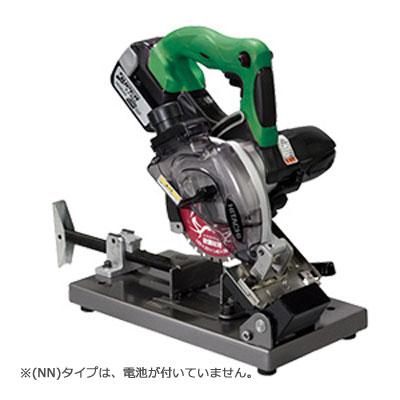 日立工機(HiKOKI)コードレスチップソー切断機 14.4V グリーン CD14DFL(NN)L 本体のみ チップソー付