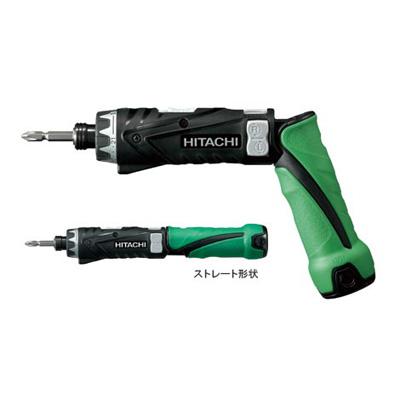 通常便なら送料無料 HiKOKI コードレスドライバドリル 代引き不可 DB3DL2 2LCSK 3.6V 電動工具 充電工具 急速充電器+電池2個+ケース付