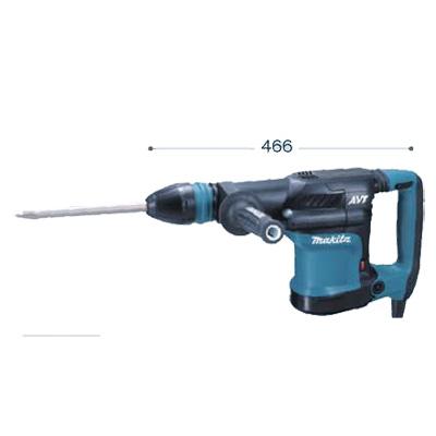 マキタ電動工具 電動ハンマ SDSマックスシャンク HM0871C (ブルポイント280・ケース付)