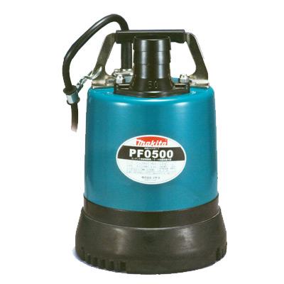 大切な STAGE TOOLS マキタ電動工具 低残水水中ポンプ PF0500 50HZ:NEW-DIY・工具