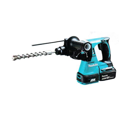 マキタ 24ミリ充電式ハンマドリル HR244DRGX 18V6.0Ah(電池2個・充電器・ケース付)