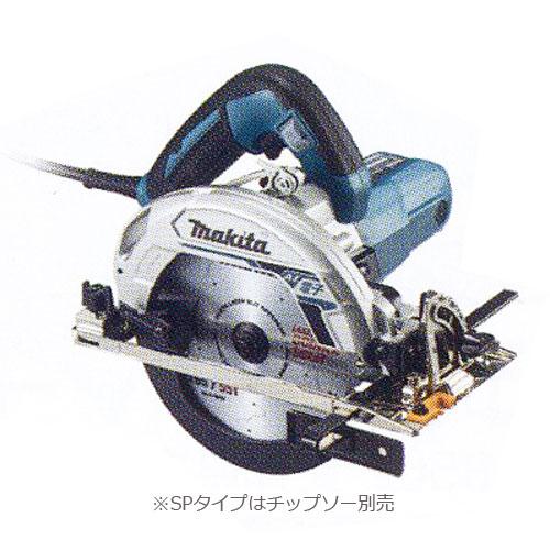 マキタ 電子マルノコ HS6302SP (ノコ刃別売・LEDライト通電ランプ付)青165mm