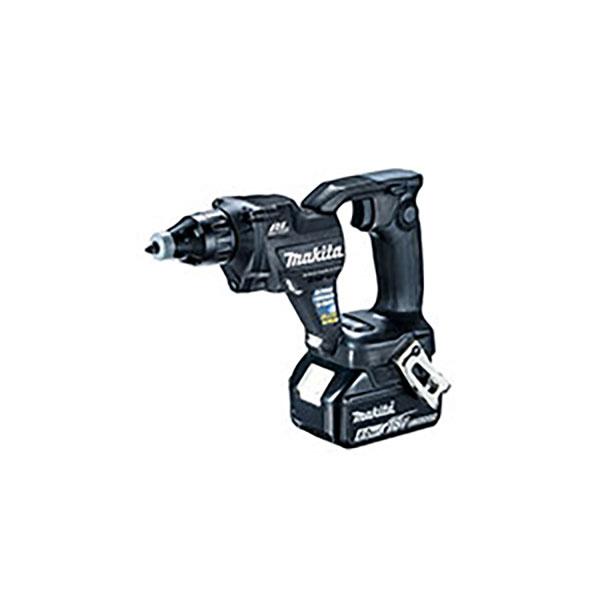 マキタ FS600DRGB 【バッテリアダプタBAP18サービス付】充電式スクリュードライバ 18V6.0ah(バッテリ・充電器・ケース付)黒