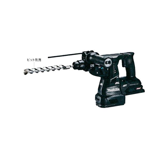 マキタ HR001GZKB 28mm充電式ハンマドリル40V 黒本体・ケースのみ(バッテリ・充電器・ケース別売)
