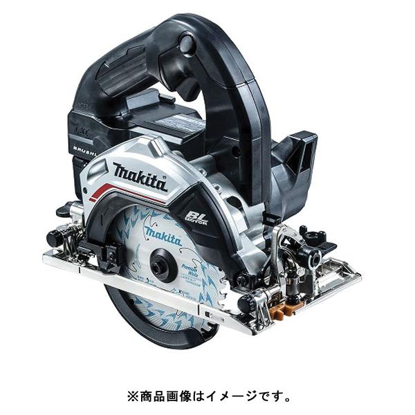マキタ HS474DZB 125mm充電式マルノコ 黒本体・チップソーのみ(バッテリー・充電器・ケース別売)