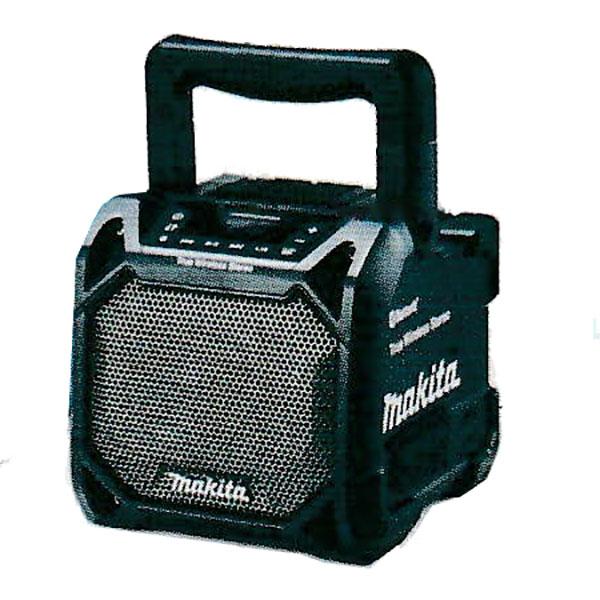 マキタ MR203B 充電式スピーカー 黒・本体のみ(充電器・電池別売)