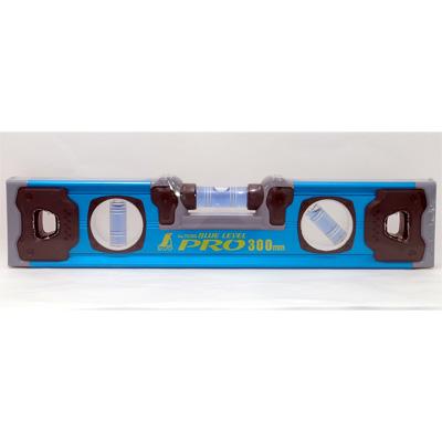 シンワ測定 水平器 BLUELEVELPRO PRO300 マグネット無(76390)ブルーレベル