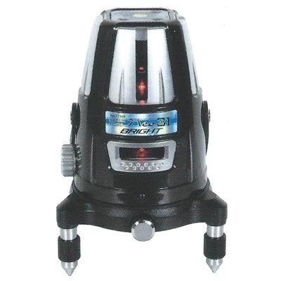 シンワ測定 レーザーロボ墨出し器 neo31 bright 受光器・三脚付 77608