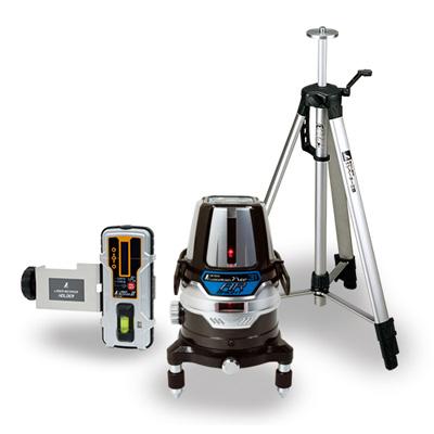 シンワ測定 レーザーロボ Neo31AR BRIGHT 受光器・三脚セット 78243