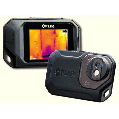 タスコ 赤外線サーモグラフィカメラフリアーC2(FLIR) TA410FC