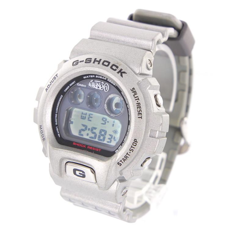 【中古】時計 腕時計 メンズ腕時計 カシオ Gショック G-SHOCK DW-6900M-8T クォーツ ラバーベルト デジタル文字盤 ブランドウォッチ メンズウォッチ