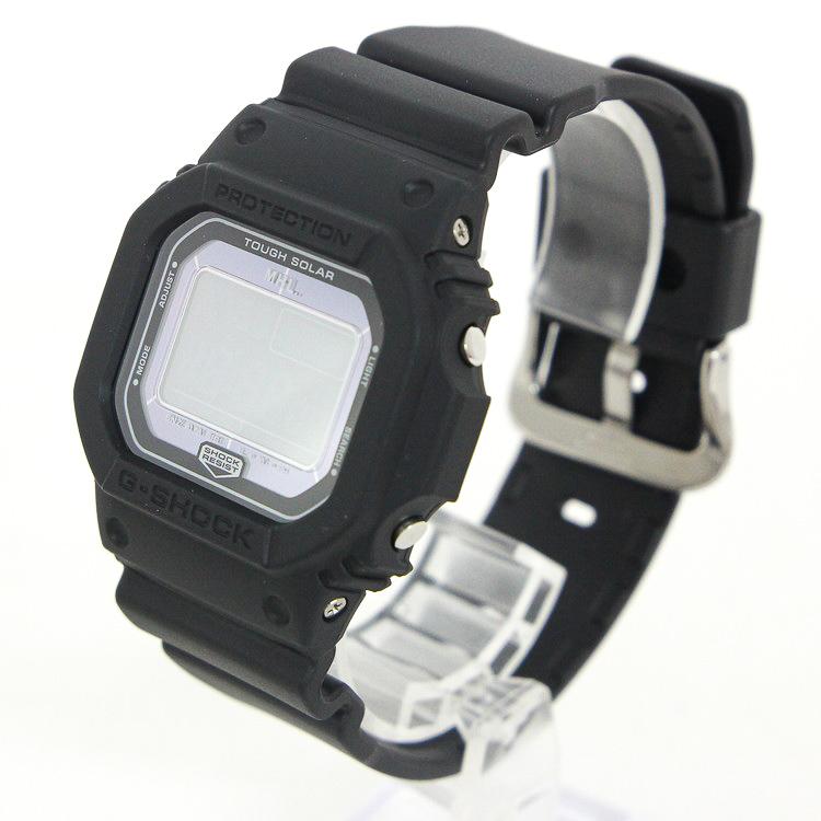 【中古】【未使用】時計 腕時計 メンズ腕時計 カシオ Gショック G-SHOCK G-5600 MHL MARGARETHOWELL ラバーベルト デジタル文字盤 ブランドウォッチ メンズウォッチ