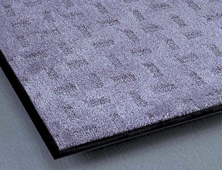 靴底の水分を素早く吸い取り、雨の日のフロアをきれいに保つエコレインマット 900×1800mm