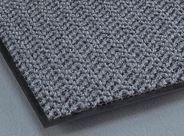 さや芯構造糸のカットパイルによるブラッシング効果で、汚れを落としながら吸水ライトリードマット 900×1500mm
