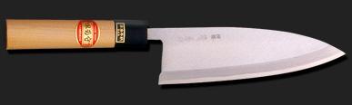 堺菊守 特製 出刃 225mm