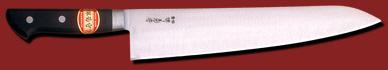 堺菊守 日本鋼 牛刀 330mm