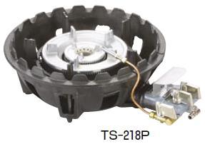 鋳物コンロ 二重コンロ TS-218用バーナー 種火無
