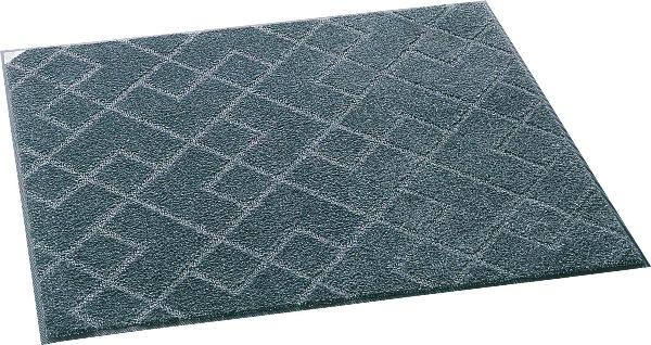 耐久性の高い再生繊維を採用しています。ゴムバッキング対応でリースマット用にも。クリーズマットECO(#15) 900×1500mm