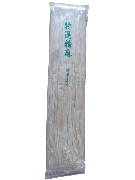 【送料無料】 【特撰】精麻 特甲 広巾野州麻 1kg