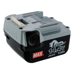 【お預かりして再生】MAX JP-L914 14.4V 電動工具 リサイクルバッテリーセル交換(6ケ月保証付)