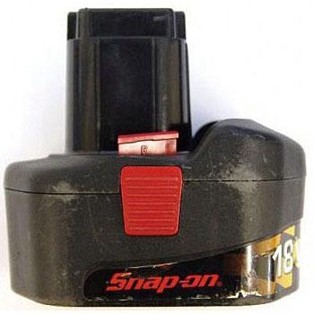 【お預かりして再生】スナップオン 18V CTB3187 電動工具リサイクルバッテリーセル交換(6ケ月保証付)