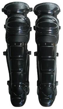 硬式レガーツ Lサイズ ブラック