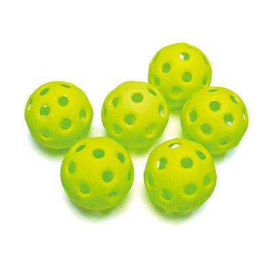 穴あきミニ室内用練習球 (300球入り)